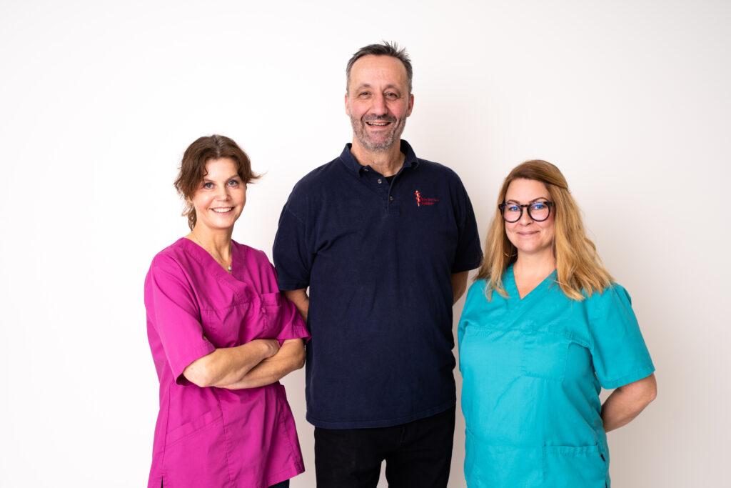 specialistläkare inom hud på clemenskliniken